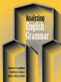 Analyzing English Grammar (4TH 04 - Old Edition)