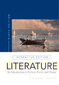 Literature 9th Edition Interactive An Introduction To F