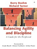 Balancing Agility and Discipline : a Guide for the Perplexed (04 Edition) Cover