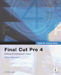 Final Cut Pro 4, with DVD