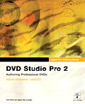 Apple Pro Training Series: DVD Studio Pro 2 with DVD (Apple Pro Training) Cover