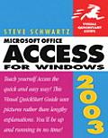 Microsoft Office Access 2003 for Windows Visual QuickStart Guide