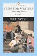 Steps For Writers Volume 2 Composing Essays