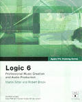 Apple Pro Training Series: Logic 6 with CDROM Cover