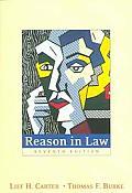 Reason in Law 7th Edition