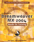 Macromedia Dreamweaver MX 2004 Hands On Training