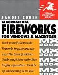 Macromedia Fireworks MX 2004 for Windows & Macintosh Visual QuickStart Guide