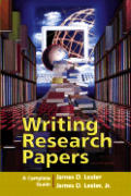 Writing Research Papers A Complete 11th Edition