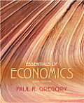 Essentials of Economics (Addison-Wesley Series in Economics) Cover