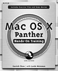 Mac OS X Panther [With CDROM]