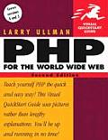Php for the World Wide Web Visual Qu 2ND Edition