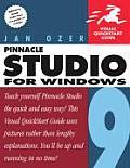 Pinnacle Studio 9 for Windows Visual QuickStart Guide