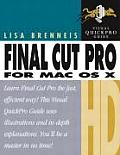 Final Cut Pro HD for Mac OS X (Visual QuickPro Guides)