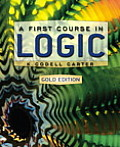 First Course In Logic Gold Ed