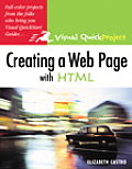 Creating a Web Page with HTML Visual Quickproject Guide