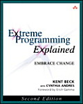 Extreme Programming Explained Embrace Chang 2ND Edition