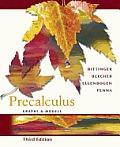 Precalculus Graphs & Models 3RD Edition