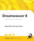 Macromedia Dreamweaver 8 Hands On Training