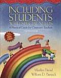 Including Students With Special Needs 4th edition