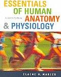 Essn Human Anat& Physio & Coloring Wrkbk Pk