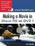 Making A Movie In iMovie HD & iDVD 5