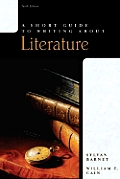 A Short Guide To Writing About Literature Cover