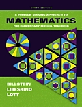 Problem Solving Approach To Mathematics for Elementary School Teachers 9th Edition