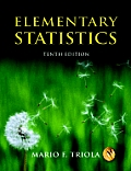 Elementary Statistics with CDROM Cover