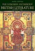 The Longman Anthology of British Literature, Volume 1