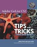 Adobe GoLive CS2 Tips & Tricks