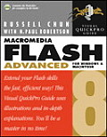Macromedia Flash 8 Advanced for Windows & Macintosh Visual QuickPro Guide