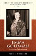 Emma Goldman: AME Individualist Second Edtn (Library of American Biography)