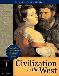 Civilization in West, Volume 1 - Primary Source Edition -text Only (6TH 07 Edition)