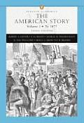 American Story, Volume 1 - To 1877 (3RD 07 - Old Edition) Cover