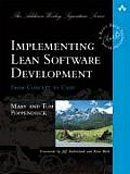 Implementing Lean Software Development: From Concept to Cash (Addison-Wesley Signature Series) Cover
