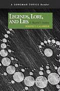Legends Lore & Lies A Skeptics...