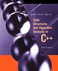 Data Structures and Algorithm Analysis in C++ Cover