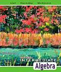 Intermediate Algebra - With 2 CDS (10TH 08 - Old Edition)