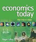Econ Today: Micro View& Mel CC& Ebk S/Access