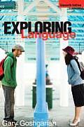 Exploring Language 11th Edition