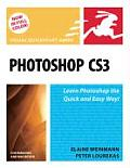 Photoshop Cs3 for Windows and Macintosh: Visual QuickStart Guide Cover