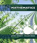Using and Understanding Mathematics: A Quantitative Reasoning Approach Plus Mymathlab Student Starter Kit