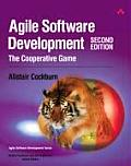Agile Software Development: The Cooperative Game Cover