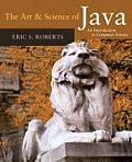 Art & Science of Java An...
