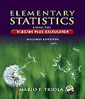Elementary Statistics Using the Ti-83/84 Plus Calculator Value Pack (Includes Ti-83/84 Plus and Ti-89 Manual for the Triola Statistics Series & Triola