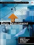 Professional Excel Development: The Definitive Guide to Developing Applications Using Microsoft Excel, VBA, and .Net [With CDROM]