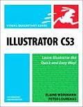 Illustrator Cs3 for Windows and Macintosh: Visual QuickStart Guide (Visual QuickStart Guides) Cover