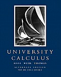 University Calculus [With Mymathlab]