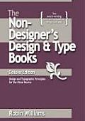 Non-designer's Design and Type Book,  Deluxe Edition (08 Edition) Cover