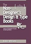 Non Designers Design & Type Books Deluxe Edition two books in one